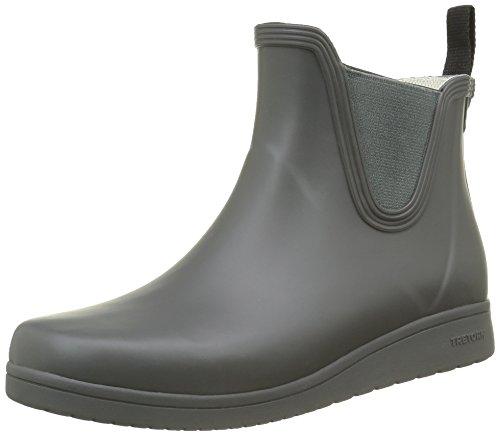 Tretorn Damen Charlie Gummistiefel, Grau (Gunmetal 040), 40 - Tretorn Schuhe
