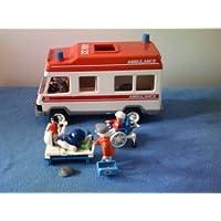 Vintage Playmobil Ambulance set