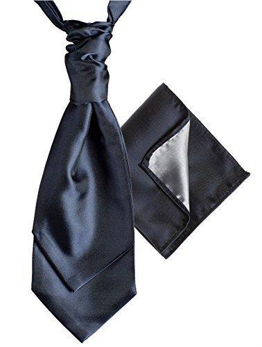 Paisley of London, Garçons Cravate, garçons Pochette Mouchoir, garçons Cravate Set Bleu Marine