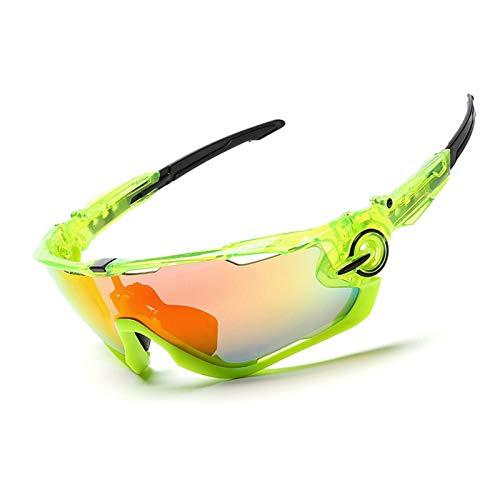 Beydodo Schutzbrille für Brillenträger Sport Brille Winddicht Sonnenbrille Schutzbrille zum Schießen Stil 17