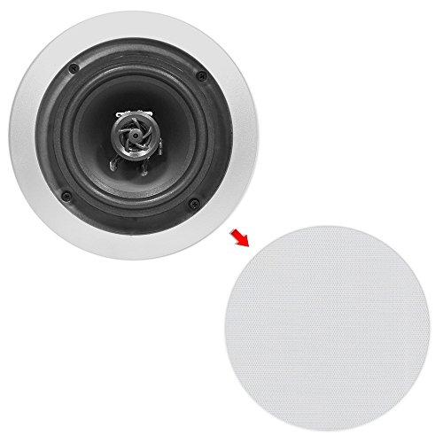 Pyle-B00E94H3VC-In-Wand-2-Weg-Unterputz-Dual-Lautsprecher-System-silber
