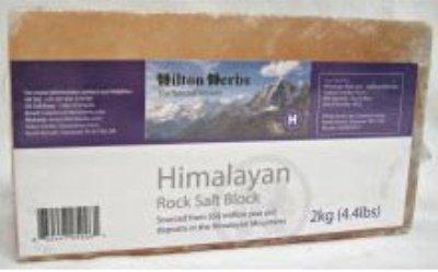 Hilton Herbs Ltd 039110 4.4Lb Himalayan Salt Block 1
