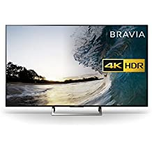 "Sony KD-75XE8596 - Televisor 75"" 4K HDR LED con Android TV (Motionflow XR 1000 Hz, 4K HDR Processor X1, pantalla TRILUMINOS, Wi-Fi), negro"