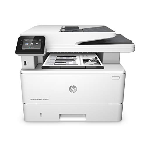 HP Stampanti Office LaserJet Pro MFP M426DW Stampante Laser Multifunzione, Bianco