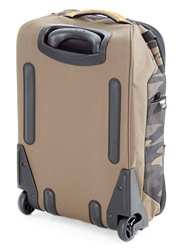 Dakine Unisex Carry On Roller 40L rollo bolsa de viaje