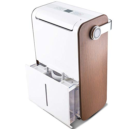 41qwiqgmXvL. SS500  - Dehumidifier Automatic large space, best energy saving 6L water tank 130㎡ LED digital automatic timing and 2 speed shifting dryer portable