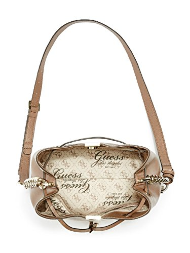 GUESS CHRISTY DRAWSTRING BUCKET HWVG6625290 MOKA