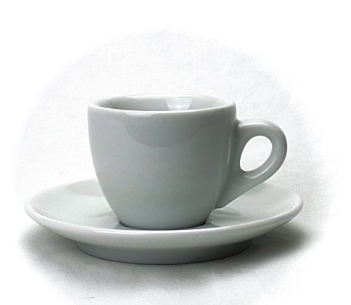 Moka Consorten Extra dickwandige italienische Espressotasse »Verona« (0,85 cm Tassenwand/max. 65...