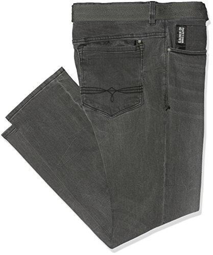 s.Oliver Big Size Herren Jeanshose 15709714381, Grau (Grey Denim Stretch 94Z4), W42/L30