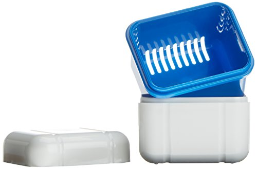 Curaprox BDC 110 Prothesen Reinigungsbox, 1er Pack (1 x 1 Stück)