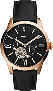 FOSSIL Men's TOWNSMAN AUTO STAINLESS STEEL WATCH - ME