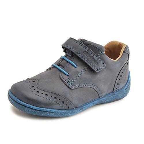 Start Rite Jungen Super Soft Hugo Sneaker, Navy Navy