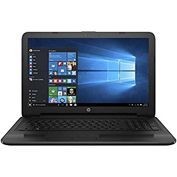 "HP 250 G5 - Portátil de 15.6"" (Intel Core i3-5005u, 4 GB de RAM, 128 GB SSD, Windows 10), negro - teclado QWERTY español"