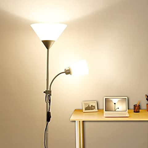A Light Easy Retro Deluxe Floor Stand-Dual-Use Home Lighting , 1