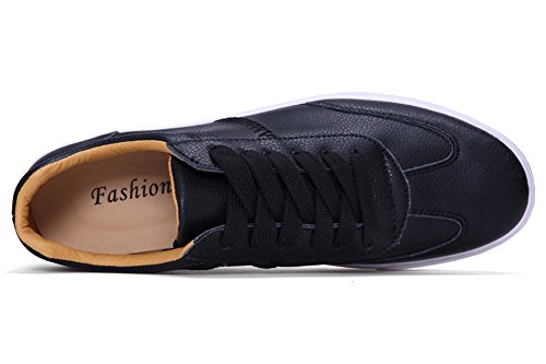 XiaoYouYu  Fashion, Sandales Plateforme homme Noir