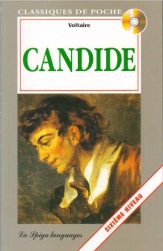 Candide. Con audiolibro. Audiocassetta
