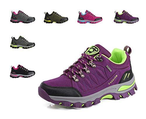 Lsgego scarpe da trekking unisex scarpe da passeggio per esterni scarpe da trekking casual da escursione unisex scarpe da donna impermeabili traspiranti