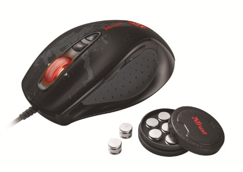 Trust GXT 33 Laser Gaming Mouse 450 a 3600 DPI