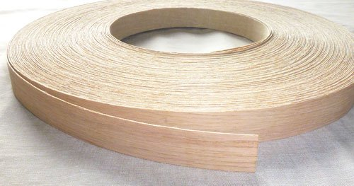 pre-glued-iron-on-oak-wood-veneer-edging-tape-22mm-x-5metres-free-postage-fast-dispatch