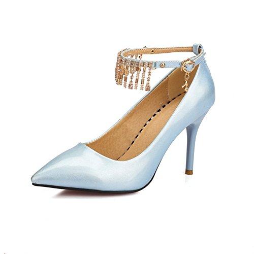 BalaMasa, Scarpe col tacco donna Blu royal