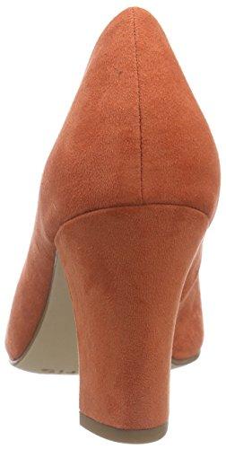 Tamaris 22416, Escarpins femme Orange (brick 544)