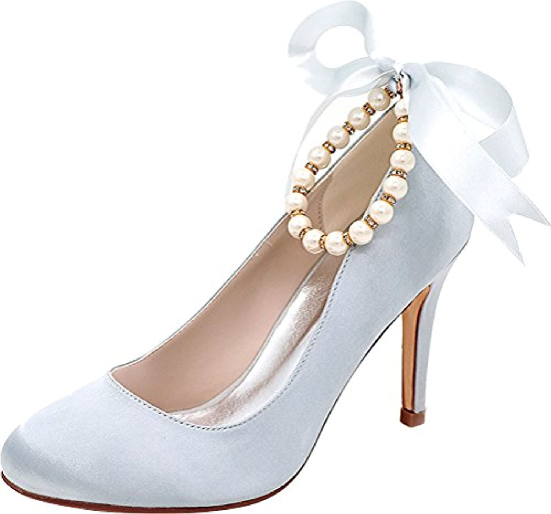 Find Nice , Bride Cheville Femme Femme Cheville - Argenté - Silver, 36.5B07FSW2GN4Parent 87f0b5