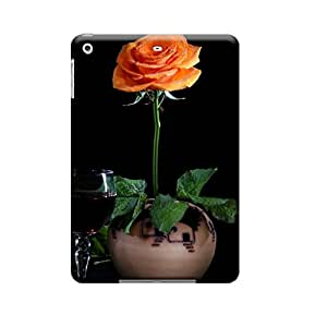 Ebby Premium Printed Back Case Cover With Full protection For iPad Mini 1/ Mini 2/ Mini 3 (Designer Case)
