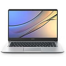 """Huawei MateBook D 15.6"""" Full HD IPS Notebook Computer, Intel Core I7-8550U 1.8 GHz, 16GB RAM, 256GB SSD + 1TB HDD, NVIDIA GeForce MX150 2GB, Windows 10 (53010BLA)"""