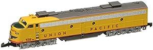 Märklin American E 8 Diesel Electric Locomotive HO (1:87) modelo de ferrocarril y tren - modelos de ferrocarriles y trenes (HO (1:87), 16.5 mm, Niño/niña, 15 año(s), 1 pieza(s), Gris, Amarillo)