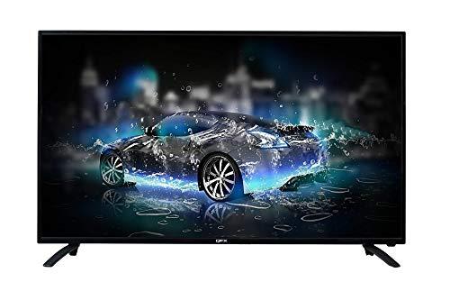 QFX 125 cm (50 Inches) Ultra HD LED TV QL50UHD10 (Black) (model_year 2018)