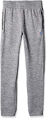 Junior Golf Hose (Champion Herren Tech Fleece Jogger Jogginghose, Graphite Gray Hrather, Mittel)