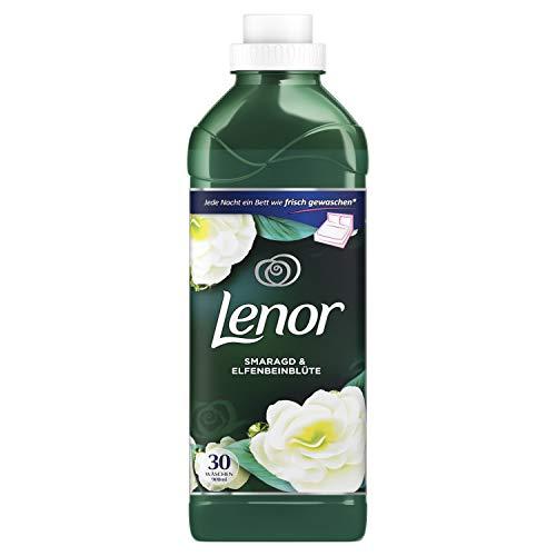 Lenor Emerald Weichspüler und Elfenbeinblüte, 6er Pack (6 x 900 ml) [Auslaufmodell]