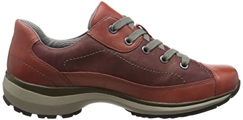 ROMIKA Gabriele 17, Baskets Basses Femme Rouge - Rot (Carmin 411)