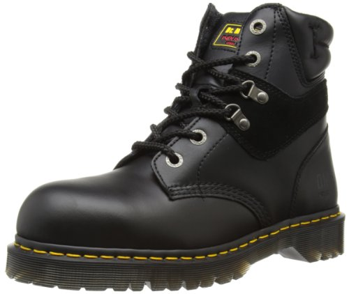 Dr. Dr. Marten's Icon, Herren Chelsea Boots Schwarz (black 6617) Botas Ícone, Homens Chelsea De Marten Negros (pretos 6617)