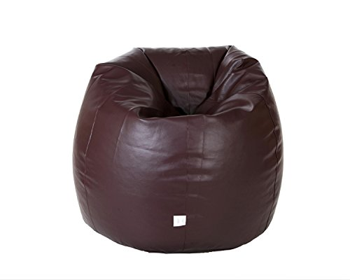 Comfy Bean Bags Bean Bag - Size Xxxl - Without Fillers - Cover Only (Maroon)  available at amazon for Rs.549