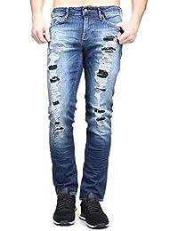 Guess - Jeans M63an2d2720 Daki - Bleu