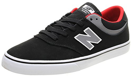 Baskets New Balance Numeric: NM 254 Quincy BK BGU black-grey