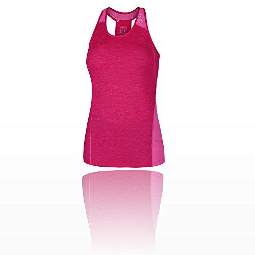 Gore running Wear Sunlight Lady-Top da donna Jazzy Pink/Raspberry Rose