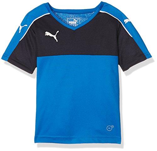 Puma Kinder T-Shirt Accuracy Short Sleeve, Royal-White, 128, 702214 02