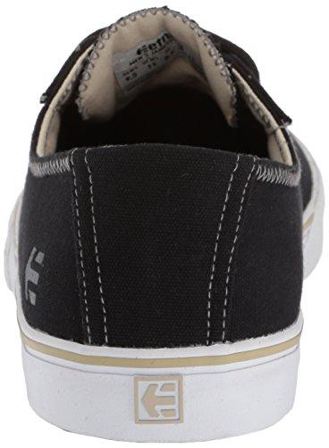 Etnies Herren Jameson VULC LS Skateboardschuhe Black/White/Grey