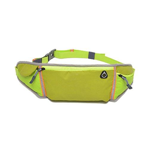 Multi-funzionali Tasche Outdoor Fitness Sport Multi-color,Red-48*11cm Green