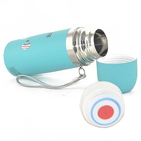 jinyouju Cute Animal Cartoon Stainless Steel Vacuum Cup Thermos Bottle Cup Travel Mug