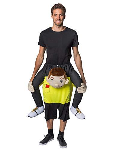 Huckepack Kostüm Schiedsrichter Keine Größe