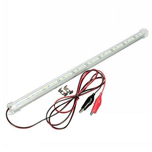 Mfpower 12V 40cm barra luces LED 5630SMD barra luz