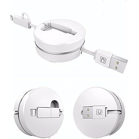 Cavo di ricarica USB scatola rotonda Funciton