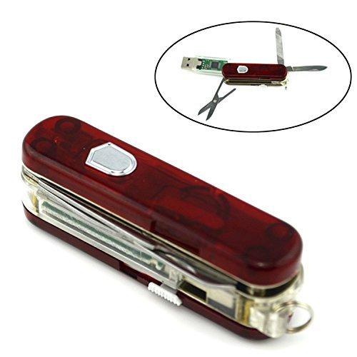 naisecore Multifunktions Klappmesser 8GB USB Flash Drive