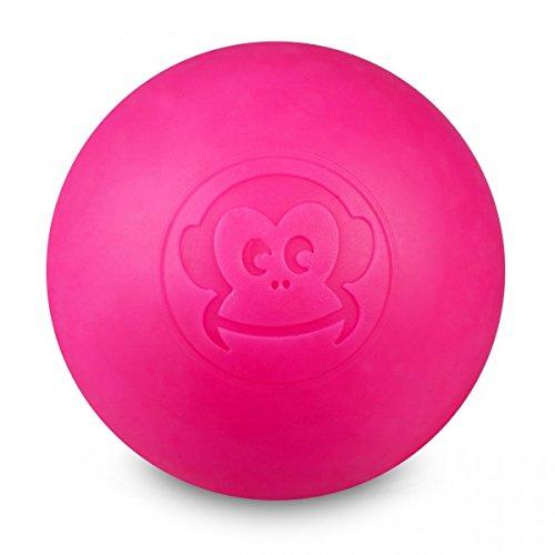 Lacrosse-Ball von Captain LAX , neon pink