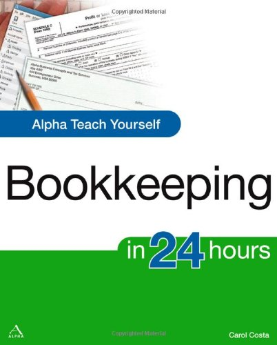 Download pdf alpha teach yourself bookkeeping in 24 hours alpha download the free trial version below to get started double click the downloaded file to install the software gmail is email that s intuitive efficient and fandeluxe