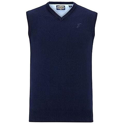 Goodyear Fashion Pull Kentwood M bleu marine