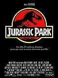 Jurassic Park - Affiche de Film Originale - 40x53 cm - Pliée